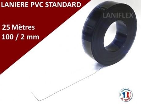 LANIERE PVC STANDARD 25 Mètres