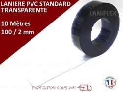 LANIERE PVC STANDARD 10 Mètres